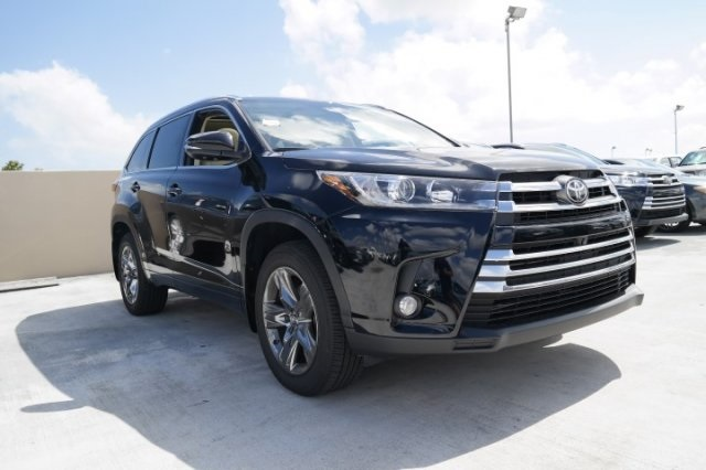 new 2017 toyota highlander limited platinum 4d sport utility in miami 92187 kendall toyota. Black Bedroom Furniture Sets. Home Design Ideas